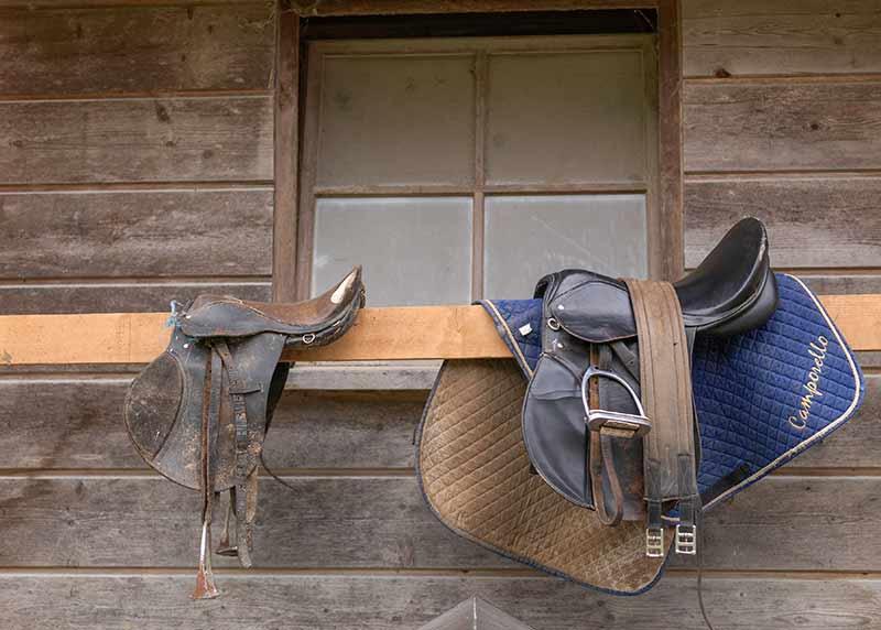 Pferdesattel